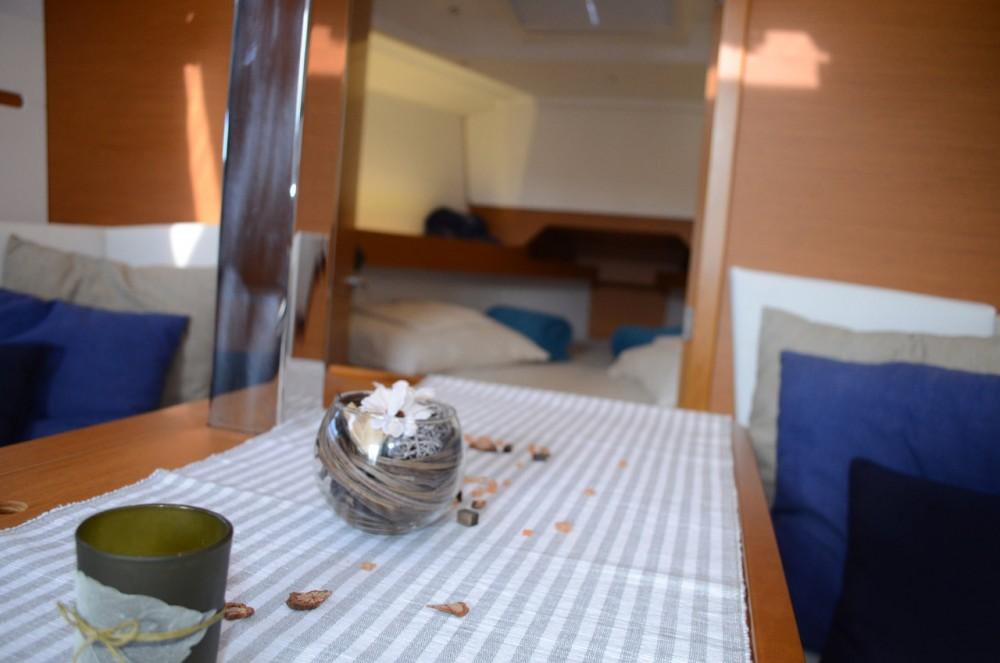 Boat rental Croatia cheap Sun Odyssey 349