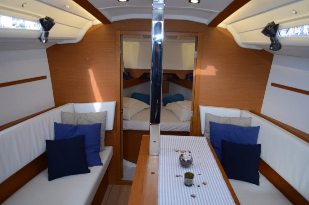 Rent a Jeanneau Sun Odyssey 349 Croatia