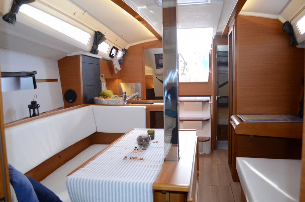 Rental yacht Croatia - Jeanneau Sun Odyssey 349 on SamBoat