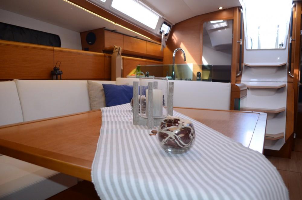 Boat rental Jeanneau Sun Odyssey 419 in Croatia on Samboat
