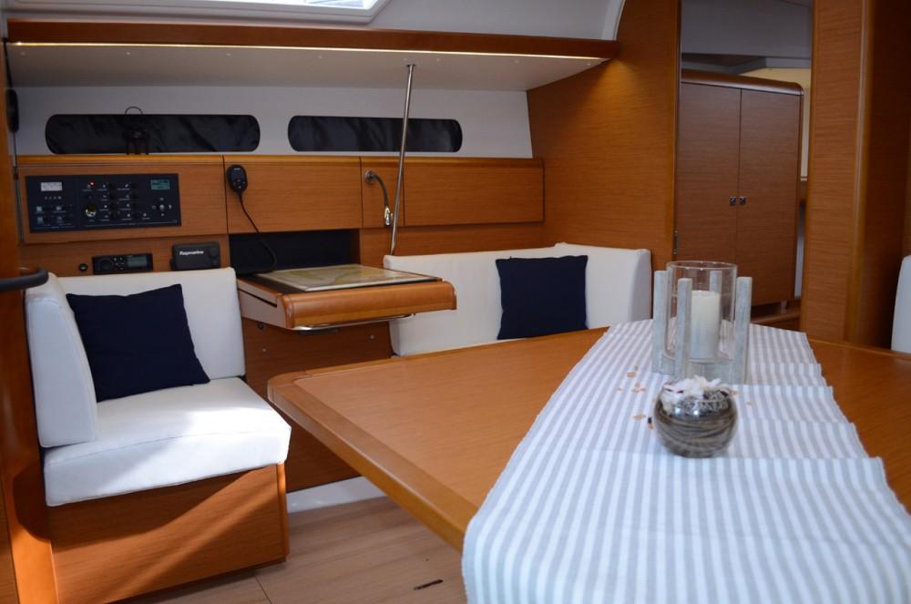 Rental yacht Croatia - Jeanneau Sun Odyssey 419 on SamBoat