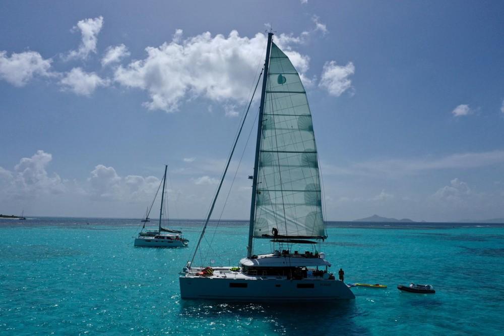 Boat rental Olbia cheap Lagoon 560 S2