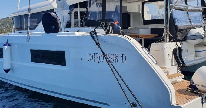 Rental Catamaran in Marina di Portisco - Lagoon Lagoon 46