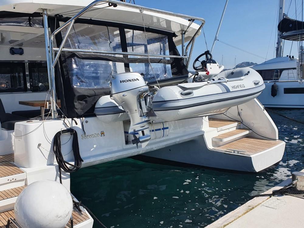Rental Catamaran in Olbia - Lagoon Lagoon 46