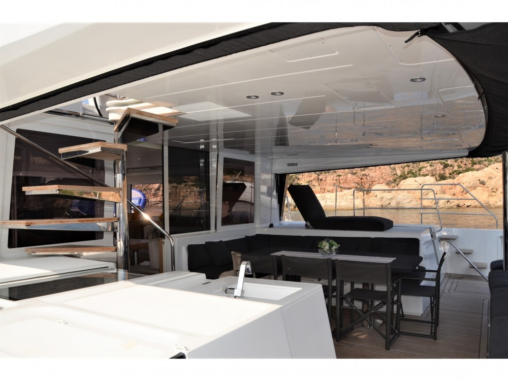 Lagoon Lagoon 560 S2 between personal and professional Olbia