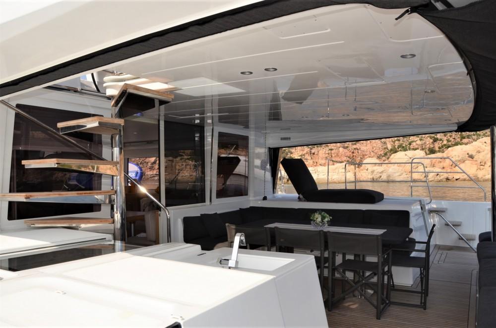 Rental yacht Olbia - Lagoon Lagoon 560 S2 on SamBoat