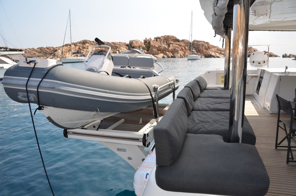 Rental Catamaran in Olbia - Lagoon Lagoon 560 S2