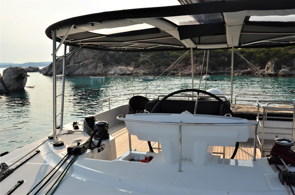 Rent a Lagoon Lagoon 560 S2 Olbia
