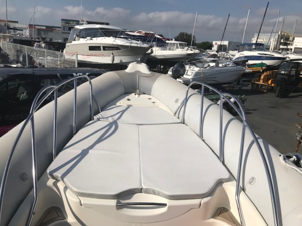 Boat rental Royan cheap Pro Open 850