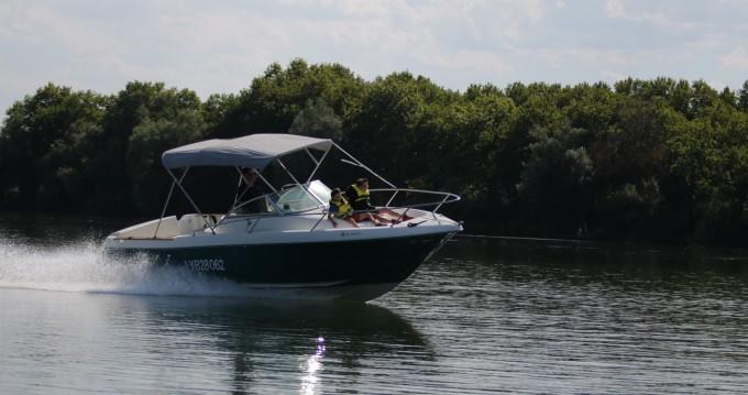 Rental Motorboat in Mâcon - Jeanneau Cap Camarat 725 WA