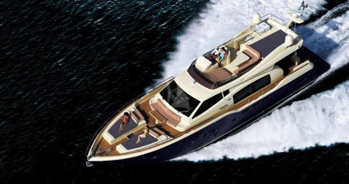 Rental Yacht in Cannes - Ferretti Altura 690