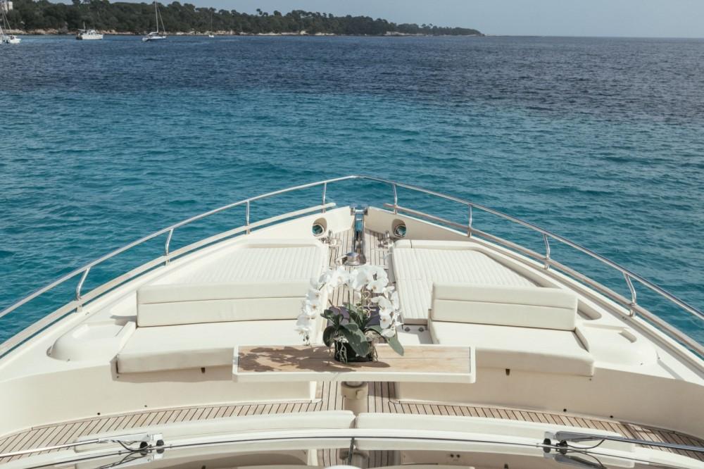 Rent a Ferretti Altura 690 Cannes