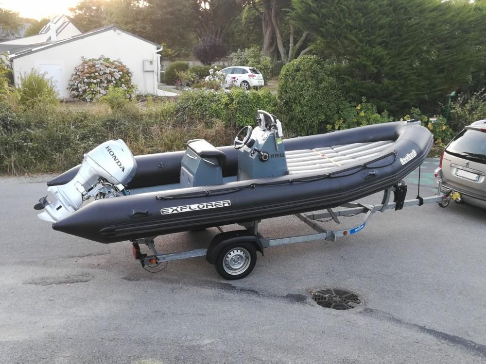 Rental yacht Vannes - Bombard 550 explorer on SamBoat