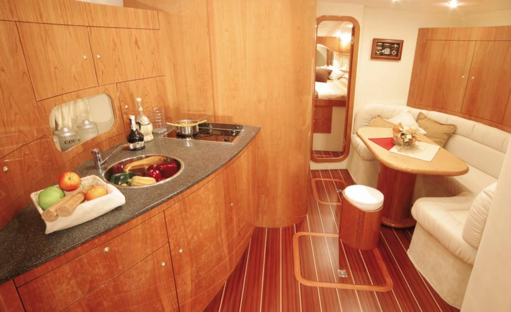 Rental Motorboat in Ischia - Innovazioni E Progetti Mira 43