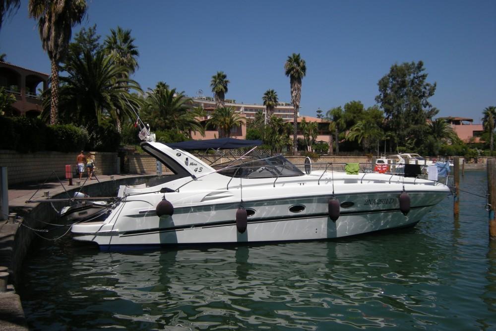 Boat rental Ischia cheap Mira 43