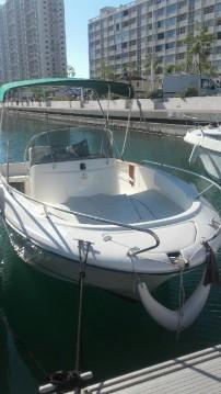 Rent a Jeanneau Cap Camarat 625 Toulon
