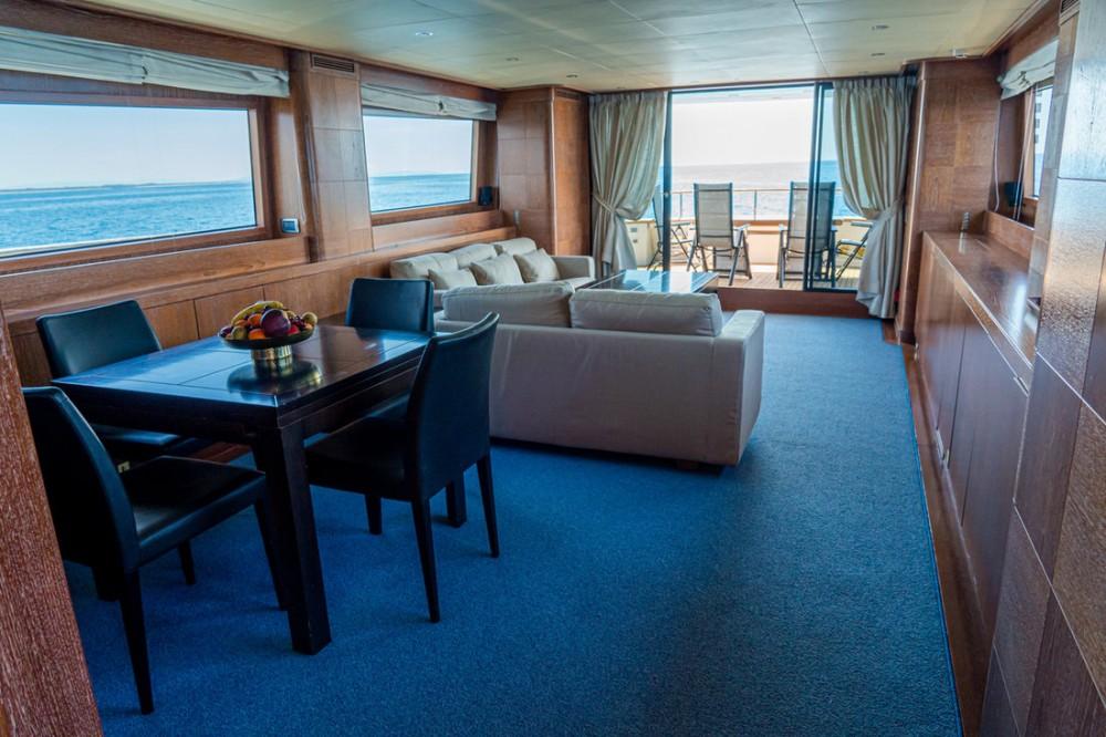 Rental Yacht in Cannigione - Cantieri Di Pisa Akhir 85