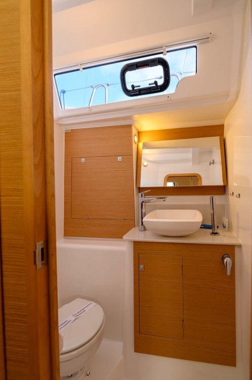 Dufour Dufour 460 GL between personal and professional Ionian Islands