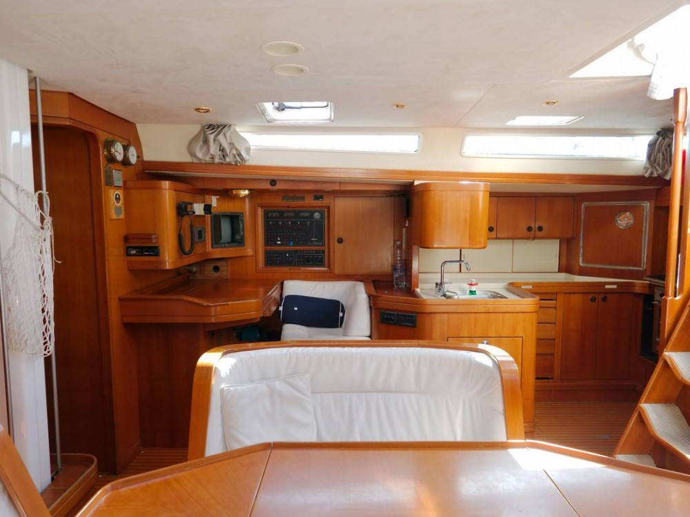 Boat rental Baltic Yachts Baltic 60 in Trapani on Samboat
