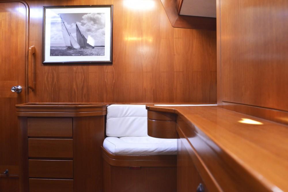 Rent a Baltic Yachts Baltic 60 Trapani