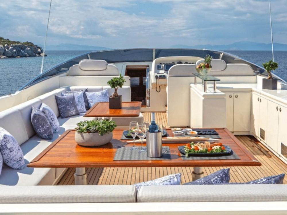 Rental yacht Álimos -  Posillipo Technema 95S on SamBoat