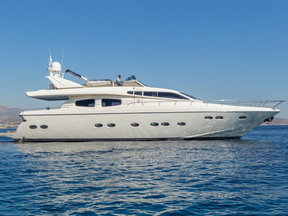 Hire Yacht with or without skipper  Álimos