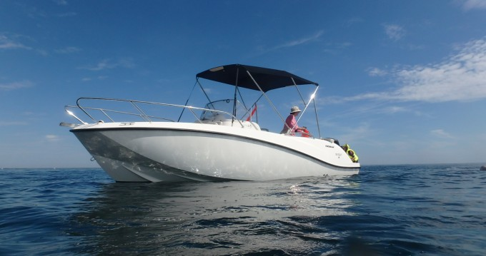 Hire Motorboat with or without skipper Quicksilver Piriac-sur-Mer