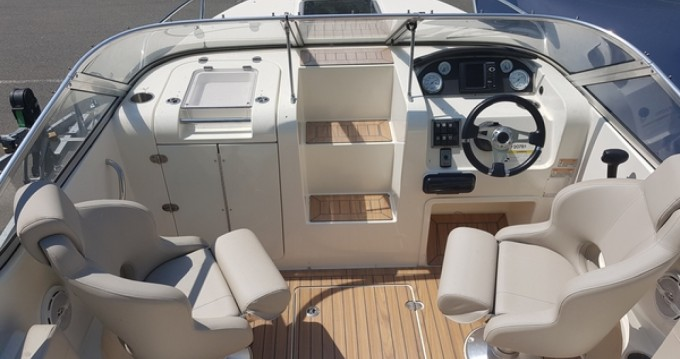 Hire Motorboat with or without skipper Quicksilver Mâcon
