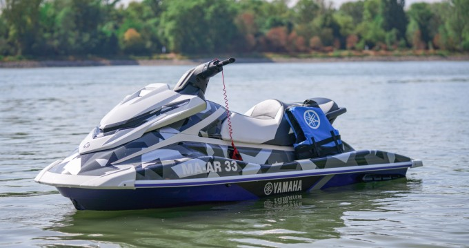 Hire Jet Ski with or without skipper Yamaha Ginsheim-Gustavsburg