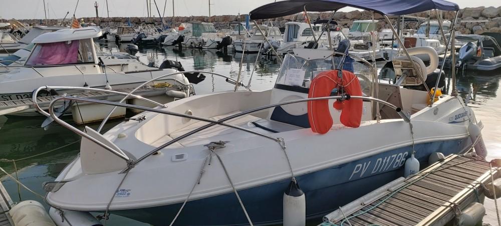 Rent a Quicksilver Quicksilver 635 Commander Argelès-sur-Mer