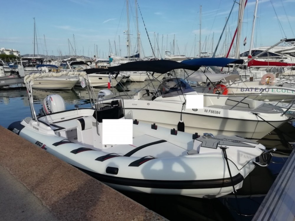Selva S 650 Ds Family between personal and professional Mandelieu-la-Napoule