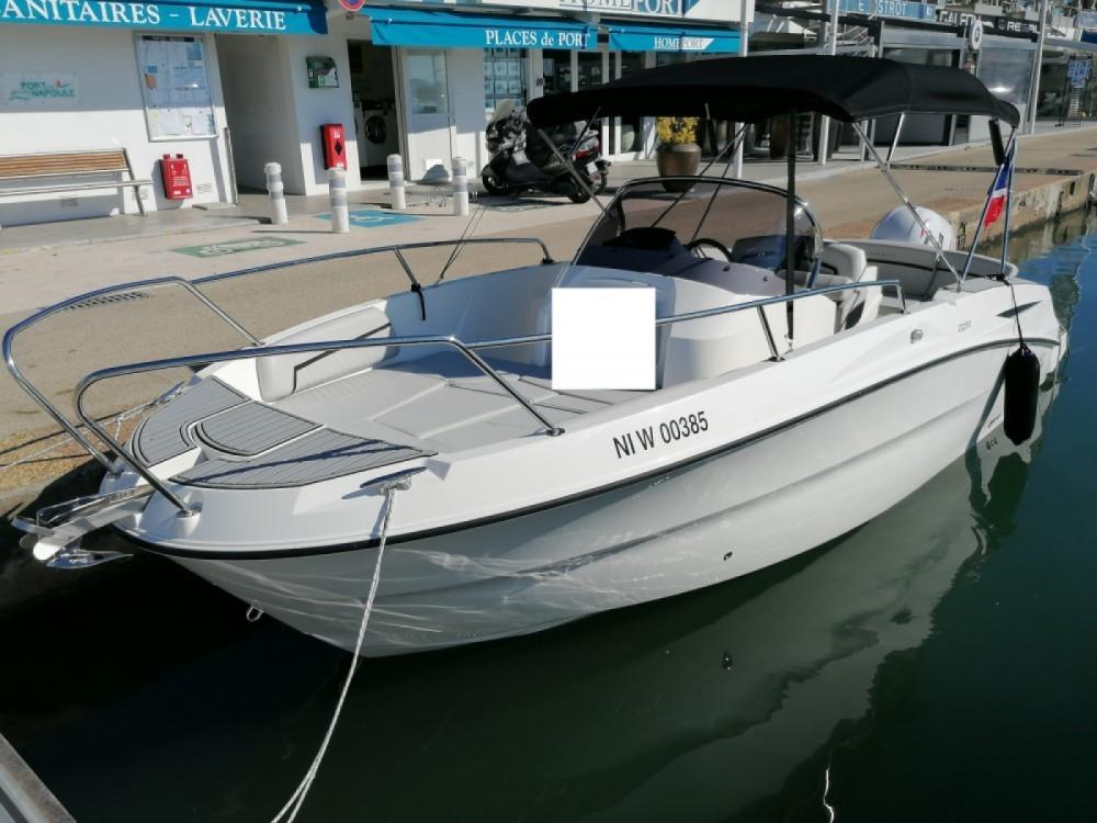 Rental yacht Mandelieu-la-Napoule - Karnic 2251 on SamBoat
