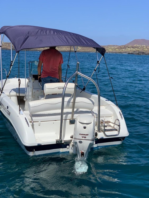 Hire Motorboat with or without skipper Aquamar