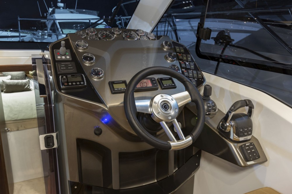 Galeon Galeon 365 HTS between personal and professional Mandelieu-la-Napoule