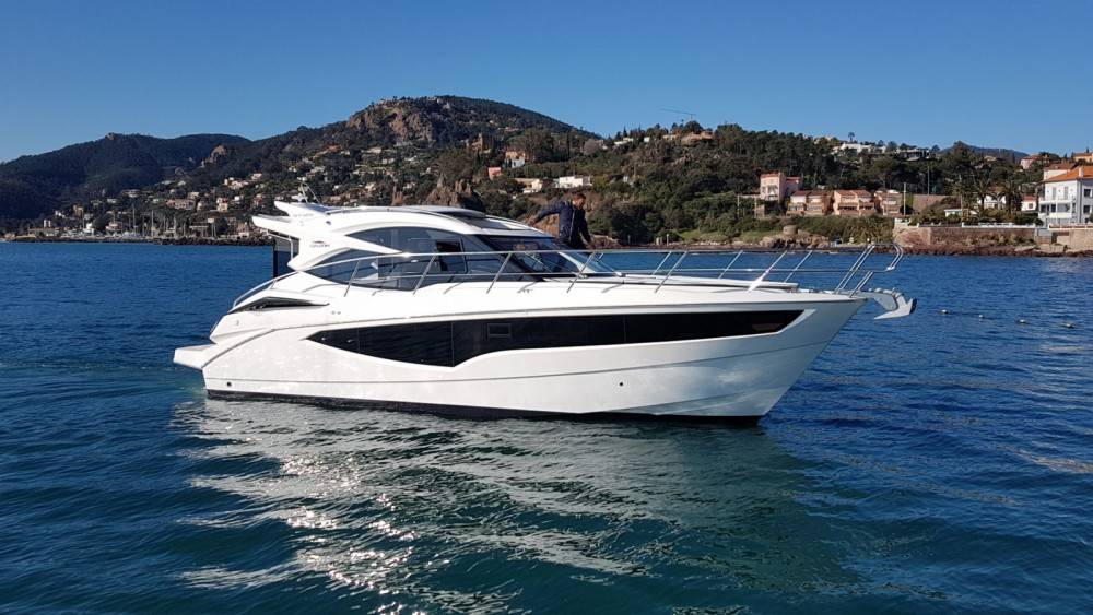 Hire Motorboat with or without skipper Galeon Mandelieu-la-Napoule