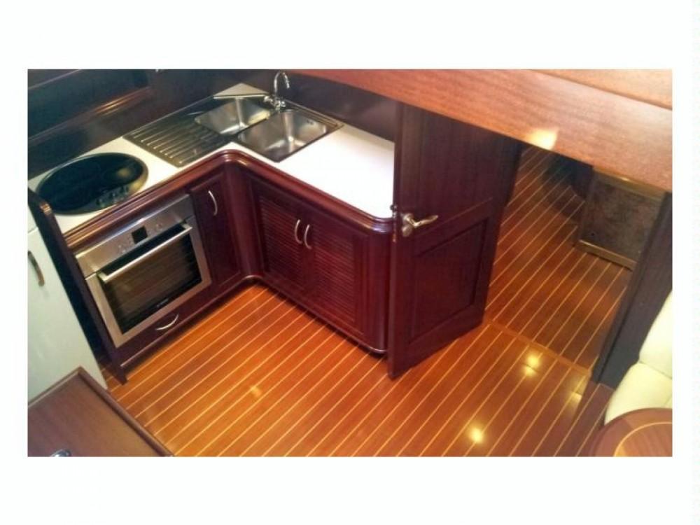 Rental Yacht in Sperlonga - Yatch abati  Portland 55