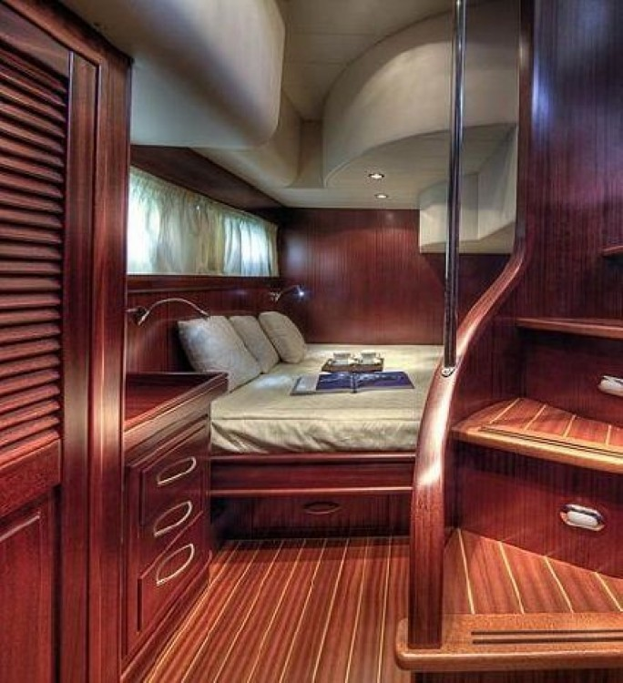 Yacht for rent Sperlonga at the best price