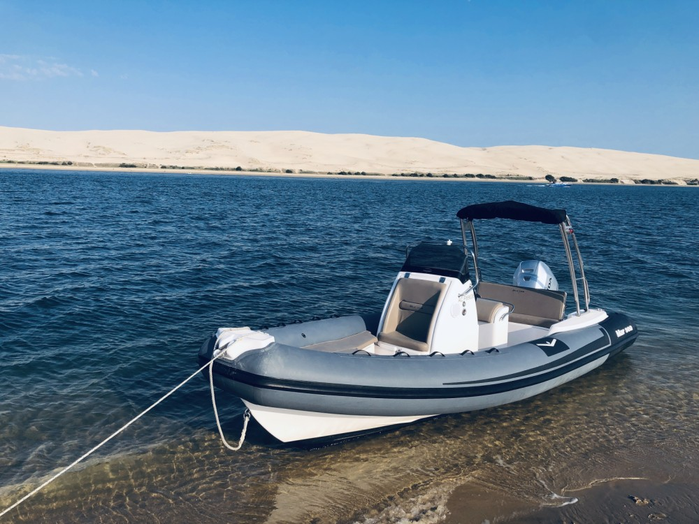Boat rental Lège-Cap-Ferret cheap Marsea CM 120
