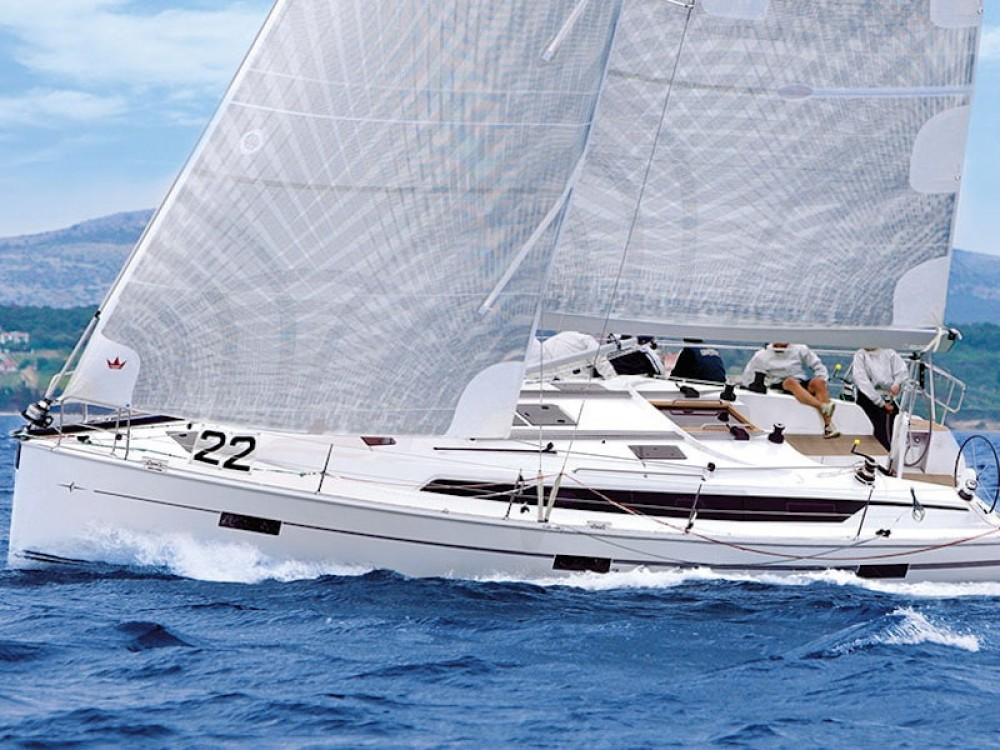 Boat rental Pirovac cheap Bavaria Cruiser 41S