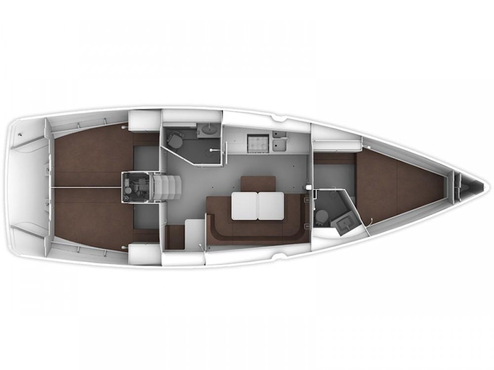 Bavaria Bavaria 41 Cruiser between personal and professional