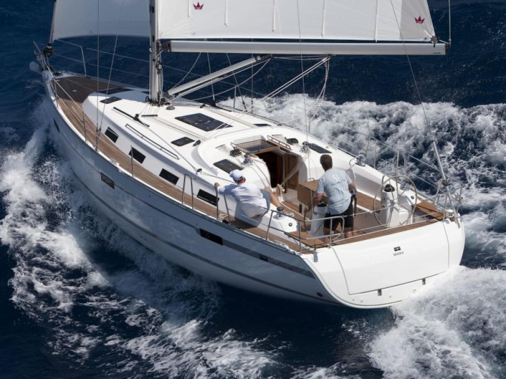Rental yacht San Vincenzo - Bavaria Bavaria Cruiser 40 on SamBoat