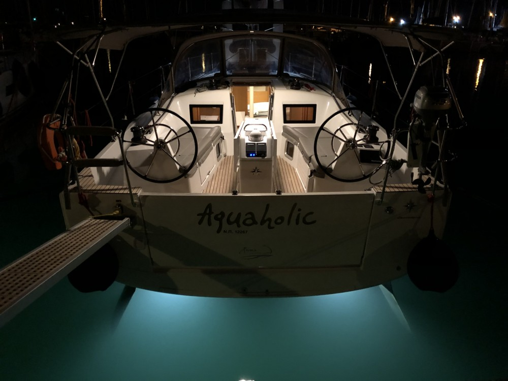Jeanneau Sun Odyssey 410 ( INVENTER)  between personal and professional Álimos