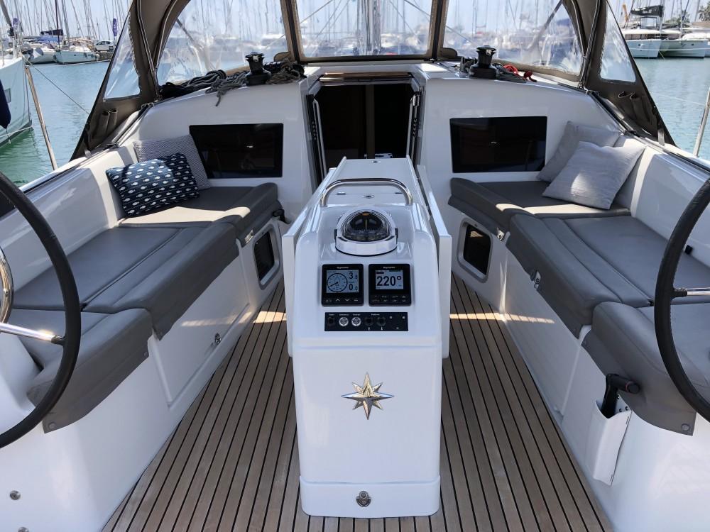 Boat rental Álimos cheap Sun Odyssey 410 ( INVENTER)