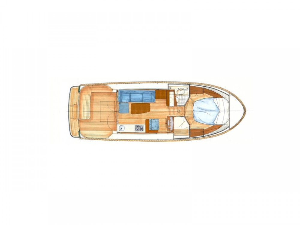 Boat rental Vermenton cheap Linssen Classic Sturdy 32 Sedan