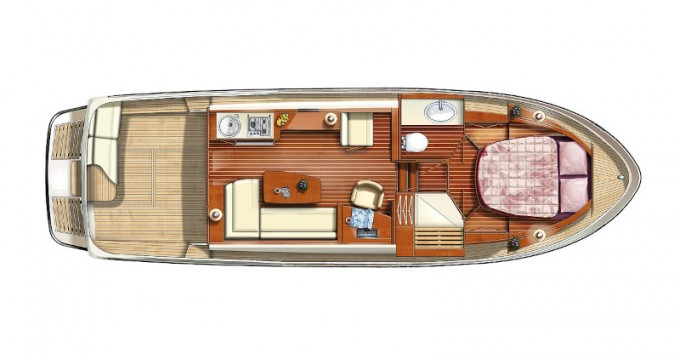 Motorboat for rent Vermenton at the best price