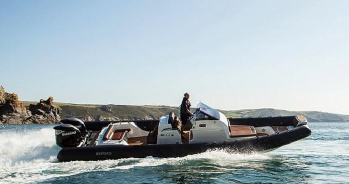 Rental Motorboat in Primošten - Brig Brig Eagle 10