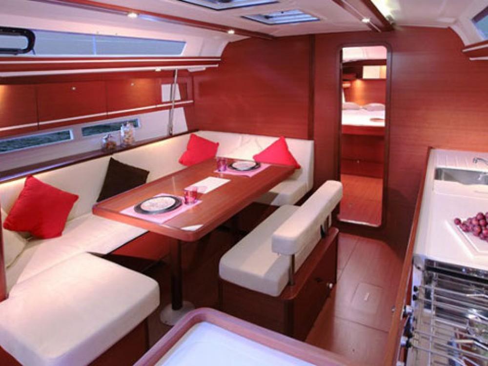 Boat rental  cheap Dufour 445 GL