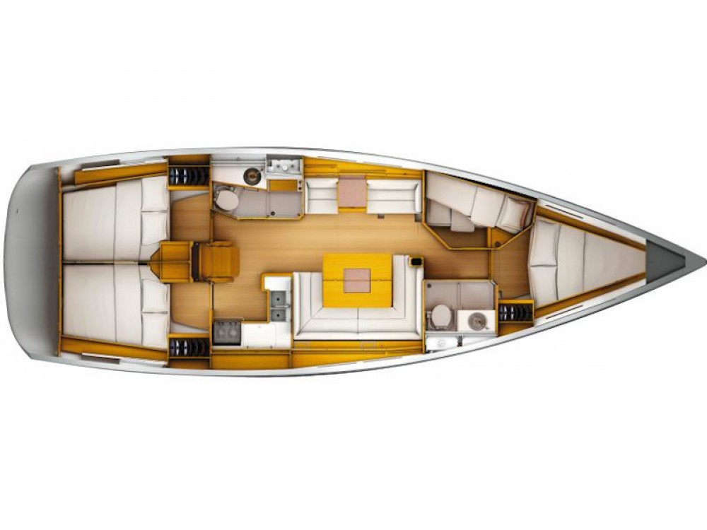 Boat rental Álimos cheap Sun Odyssey 449