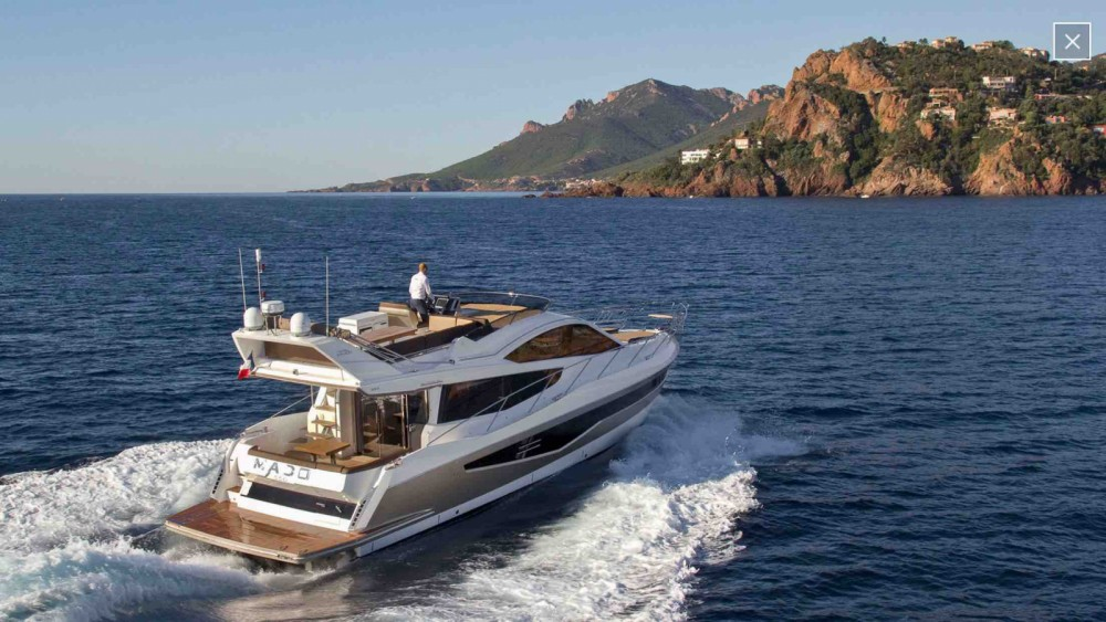 Rent a Galeon Galeon 550 Fly Vallauris