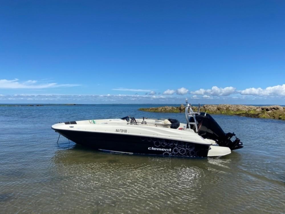 Motorboat for rent Noirmoutier-en-l'Île at the best price